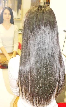 нарощенные волосы что это