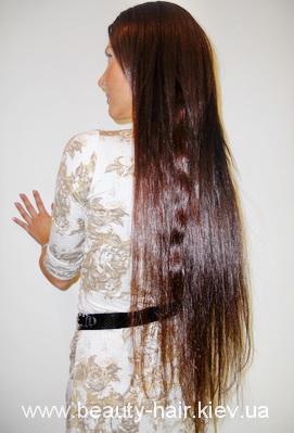 Накладные волосы – фото