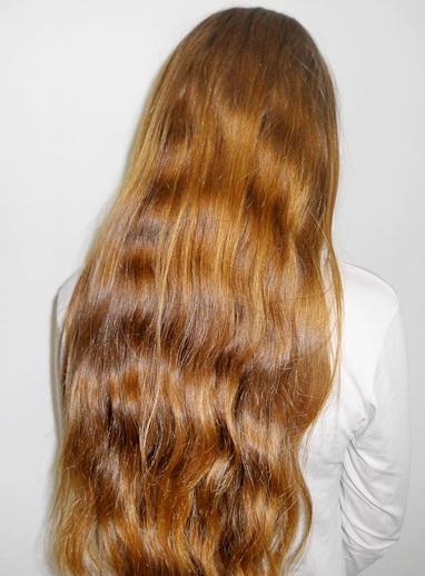 Русые волосы для наращивания – фото