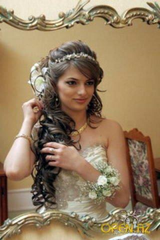 Прическа невесты – фото