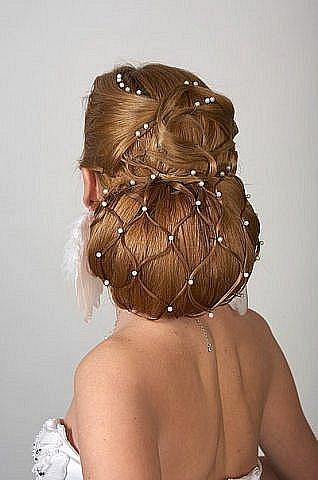 Прическа на свадьбу – фото